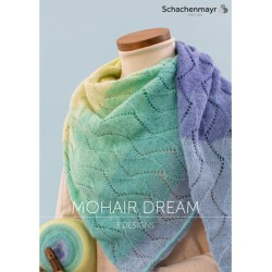 Booklet No 11 Mohair Dream - Schachenmayr_18494