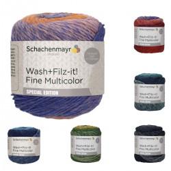 Wash+Filz-it Fine Multicolor - Schachenmayr_18667