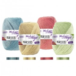 YEAR SOCKS - Woolly Hugs_18681