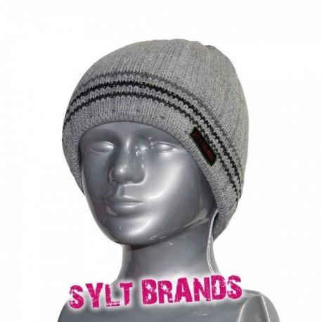 Sylt Brands Strickmütze - kurz - 49, 01_2400