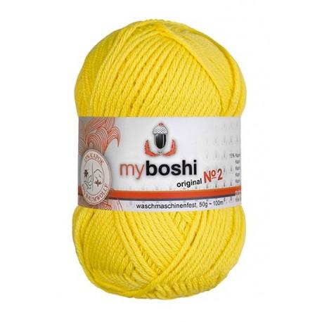 myboshi Wolle No. 2, 213 - löwenzahn_2790