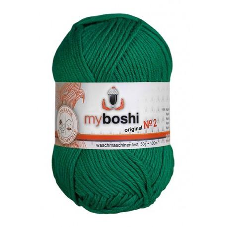 myboshi Wolle No. 2, 222 - grasgrün_2798