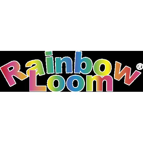 Rainbow Loom Gummibänder, neon-orange_3076
