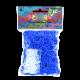Rainbow Loom Gummibänder, ozeanblau_3082