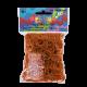 Rainbow Loom Gummibänder, karamell_3091