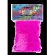 Rainbow Loom Effektfarben, neon-pink_3097