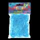Rainbow Loom Effektfarben, Glitzer blau_3098