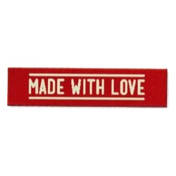 Label - Made with Love