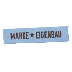 Label - Marke Eigenbau