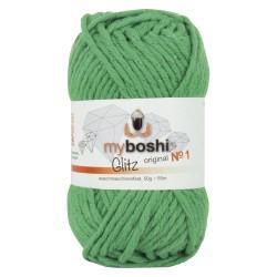 myboshi no. 1 - Glitz, L5 malachit_4379