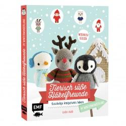 Tierisch süsse Häkelfreunde im Winterwunderland - Ed. Michael Fischer