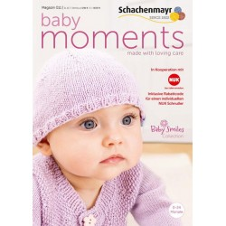 Schachenmayr Baby Moments - Magazin 011