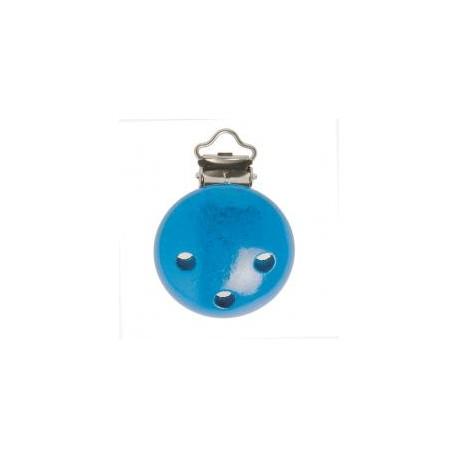Schnullerkettenclip - Glorex, 005 - blau_4983