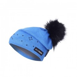 Sylt Brands Mütze - 299, 02 - blau