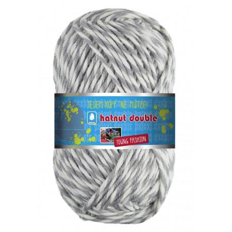 hatnut double, 80 - hellgrau_6766