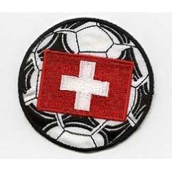 Fussball mit Schweizer Kreuz - Welti
