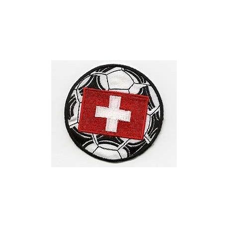 Fussball mit Schweizer Kreuz - Welti_688
