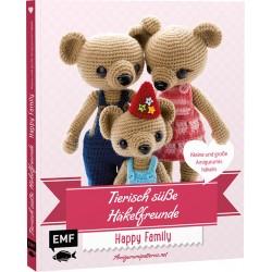 Tierisch süsse Häkelfreunde Happy Family - Ed. Michael Fischer