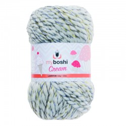 myboshi Cream - Lakritze