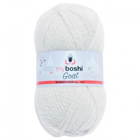 myboshi Goat - Schneeflocke_7139