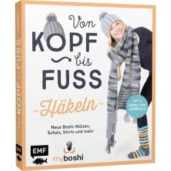 myboshi von Kopf bis Fuss HÄKELN - Ed. Fischer_7502