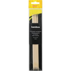Nadelspiel - IRIS Bambus 20 cm