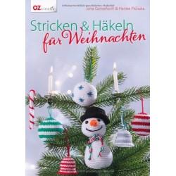 Stricken und Häkeln für Weihnachten - OZ_7703
