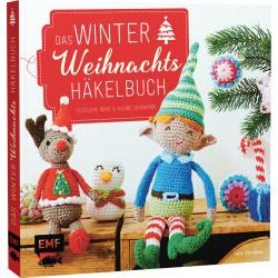 Das Winter Weihnachtshäkelbuch