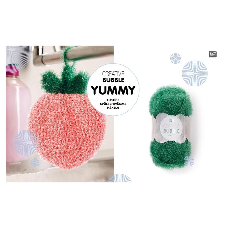 Creative Bubble Yummy Schwämme Häklen