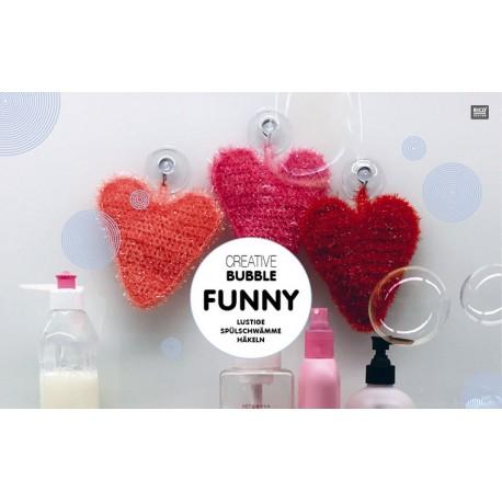 Creative Bubble Funny Lustige Schwämme Häkeln