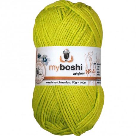 myboshi Wolle No. 4, 415 - avocado_8685