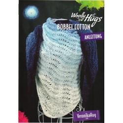 Woolly Hugs Tuch Musterwellen 4365 - Gratis Anleitung