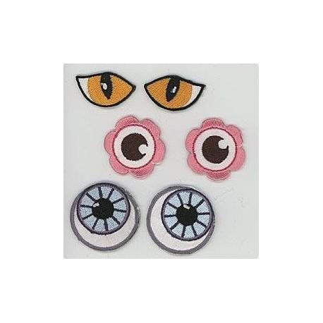Eye see you - pronty, motif Eyes - 1_894