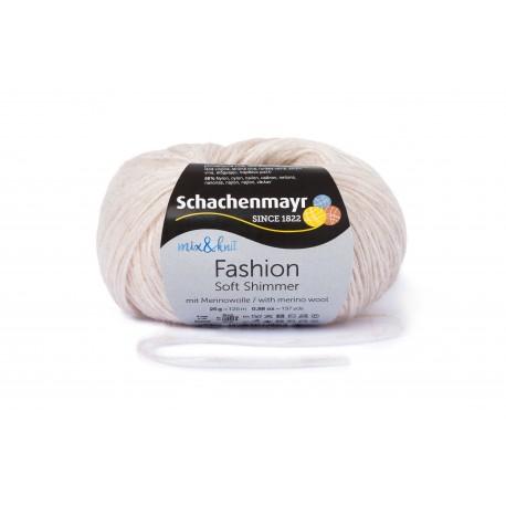 Fashion Soft Shimmer - Schachenmayr, 00002 - pearl_9094