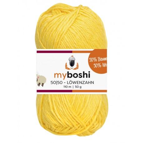 myboshi 50/50, 913 - löwenzahn_9266