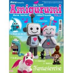 Amigurumi - Anna kreativ