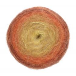 Woolly Hugs - BOBBEL Mohair, 202 - gelb/orange/rost_9452