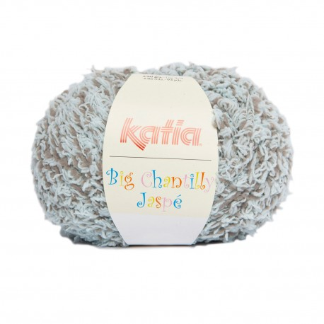 Big Chantilly Jaspé - Katia, 250 - beige_9468