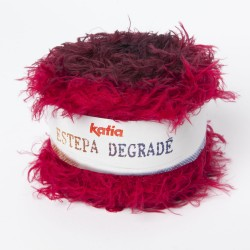 Estepa Degradé - Katia, 306 - rot-schwarz_9507
