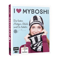 I love myboshi - Edition Michael Fischer