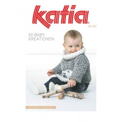 50 Baby Kreationen Magazin Nr.82 - Katia_9649