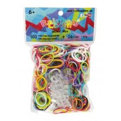 Rainbow Loom Gummibänder