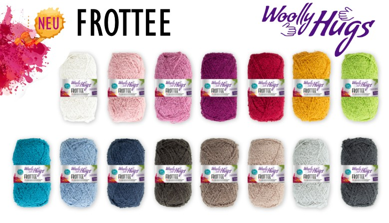 Woolly Hugs Frottee